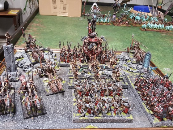 Goodbye BEST PAINTED ARMY