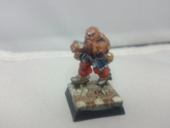 Master Hammerfist, Dragon Seeker