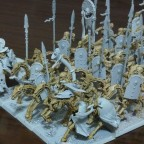 Skeleton cavalry wip