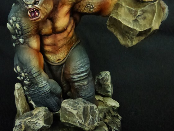 The Mountain Troll