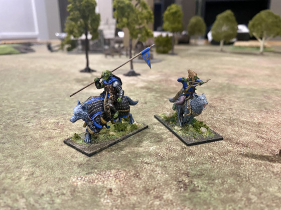 Hobgoblin Cataphract by Caballero Miniatures