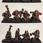 Infernal Warriors with Blunderbusses