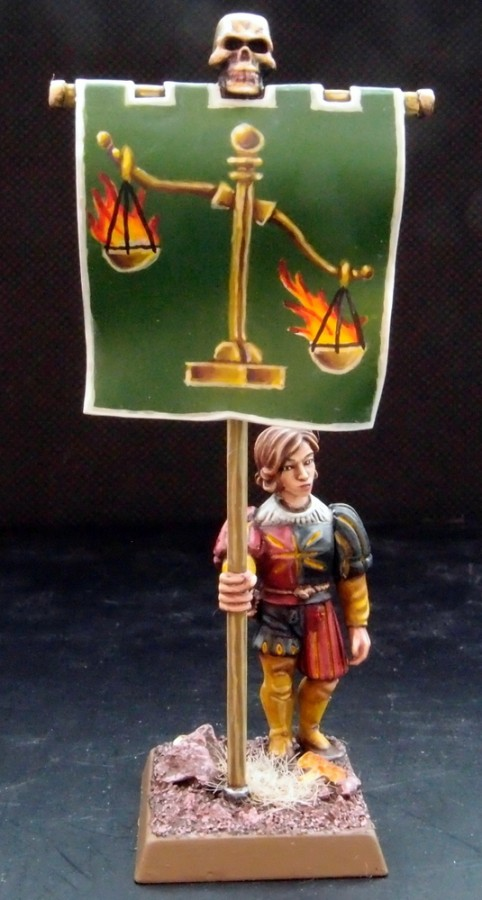 Handgunners - The Scales of Justice