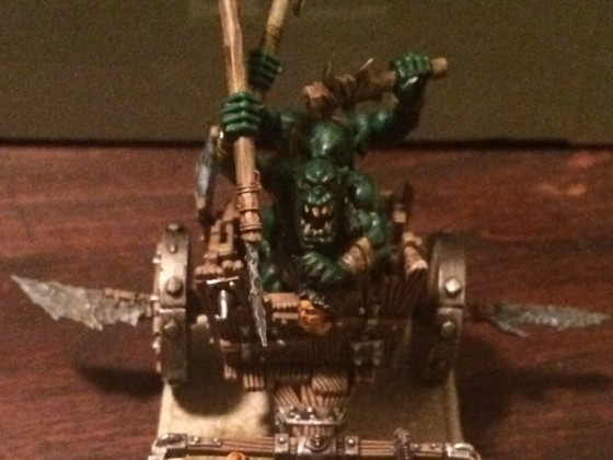 Feral chariot