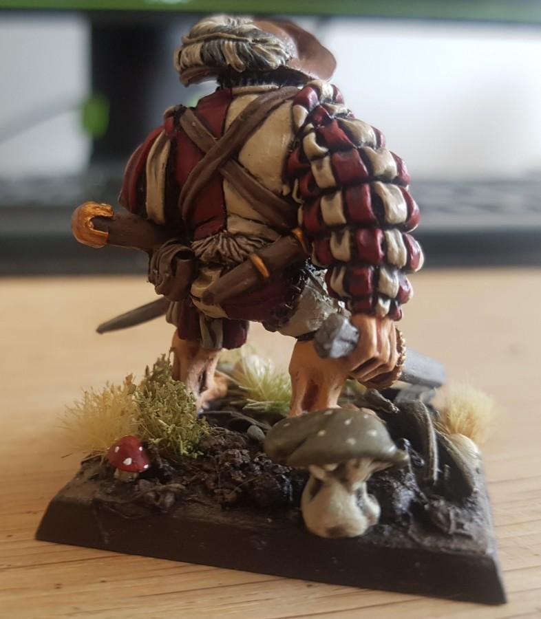Mercenary champion