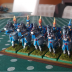 Highborn Lancers (small unit)