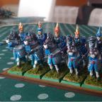 Highborn Lancers (small unit)