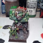 Orc Warlord Warboss