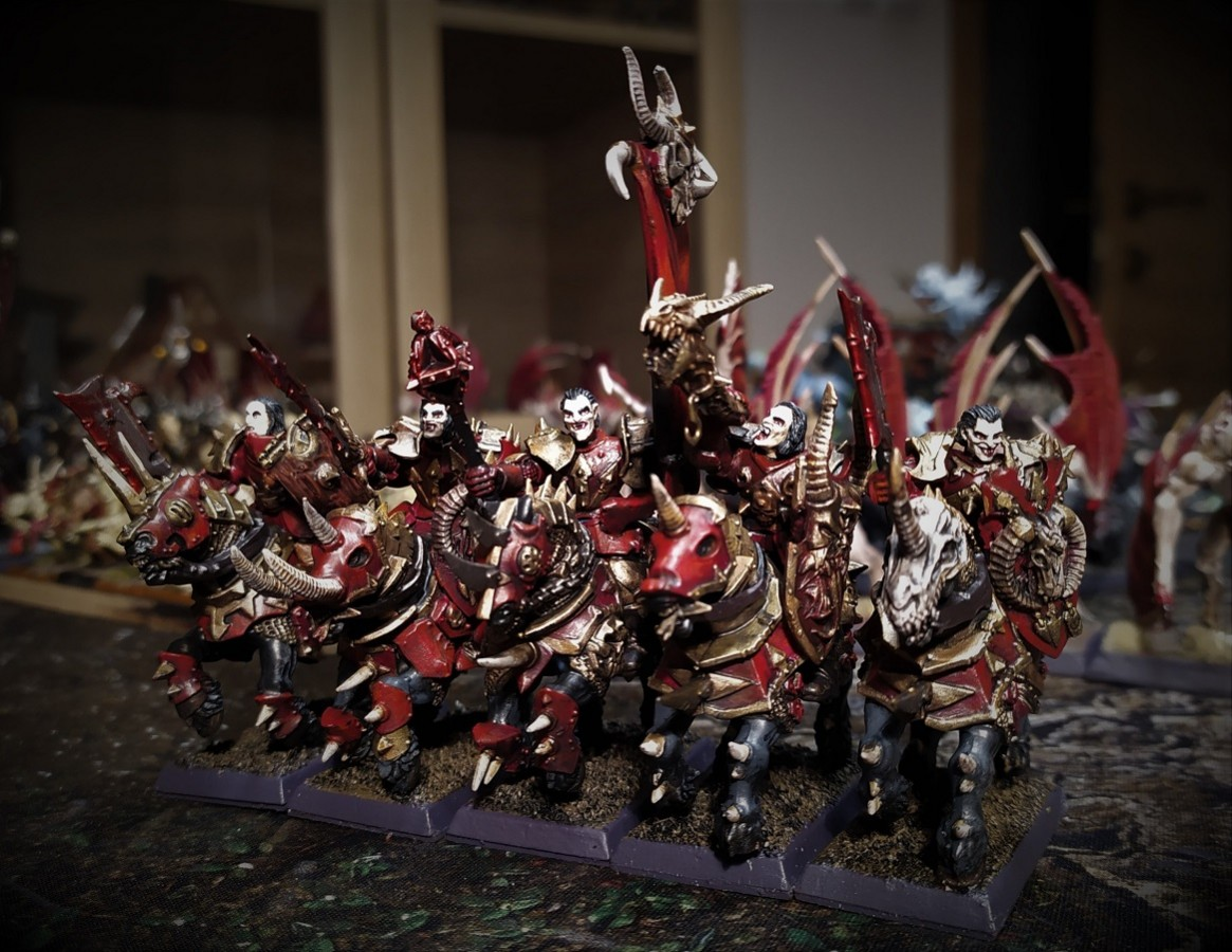Chaotic vampire knights