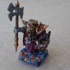 Overlord with Infernal/Hand Weapon and Shield