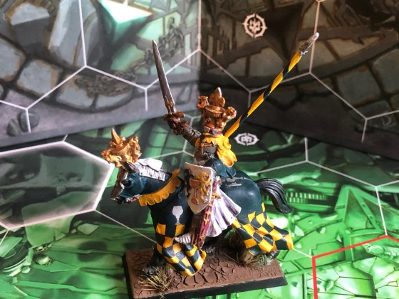 Knights of the Grail Champion