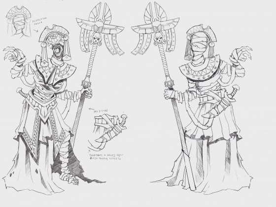 TMS - Death Cult Hierarch