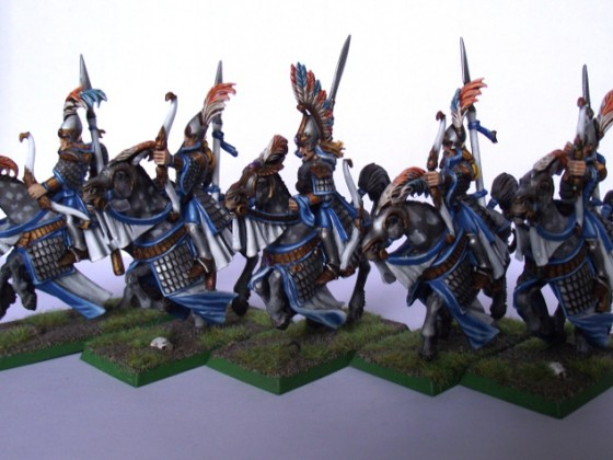 Elven Light Cavalry