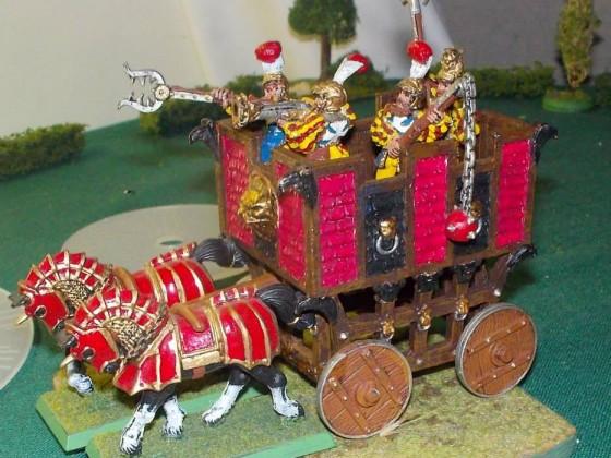 Empire War Wagon