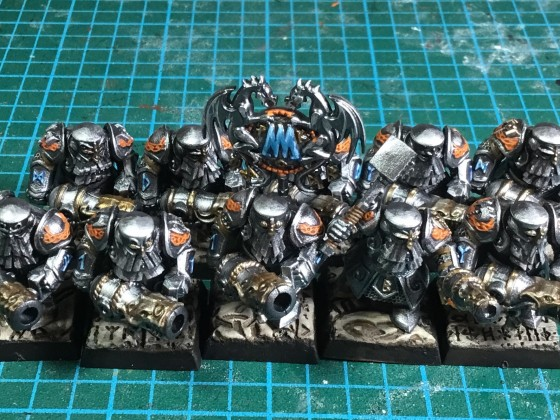 Forge-wardens of the Grumbleson Clan