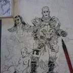 Art Contest HKYUGOK ink