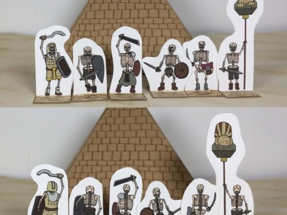 UD Skeletons - Sand
