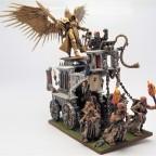 Prelate on War Altar