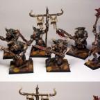 Minotaurs, Centaur Chieftain