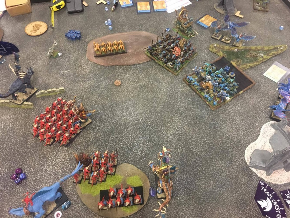 T9A Vale Renegades Cardiff Open