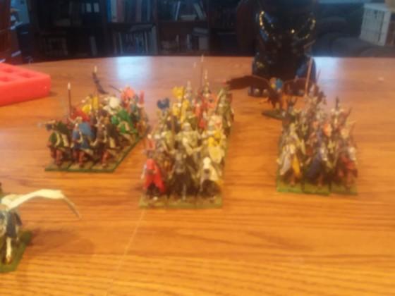 My KoE Army