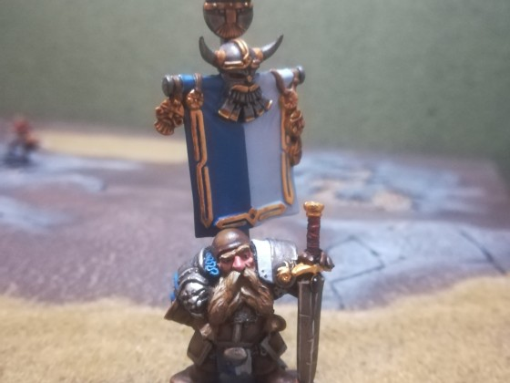 Royal Battle Standard Bearer