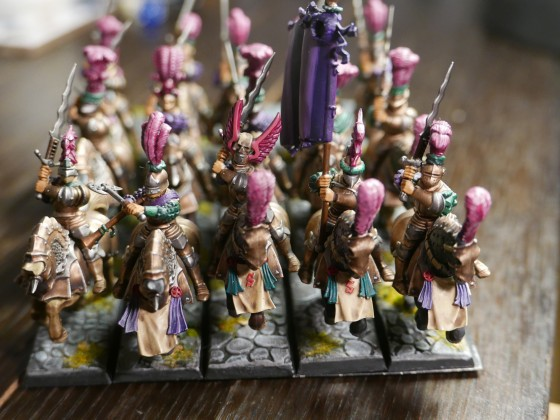 EoS Knights with Great Weapons