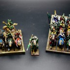 Quickstart Kingdom of Equitaine (KoE) Army