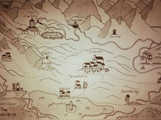 The Cravenlands