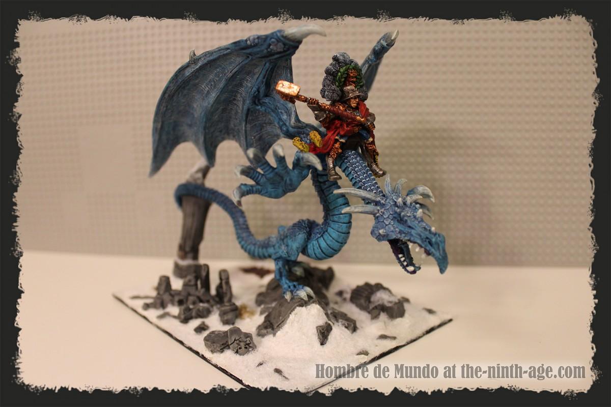 Field Marshal on Ice Dragon
