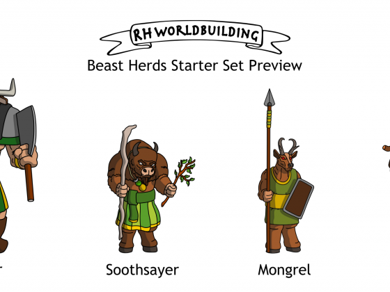 BH STARTER PREVIEW LINEUP
