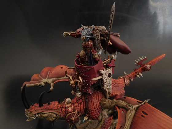 Lord of Wrath on Wasteland Dragon