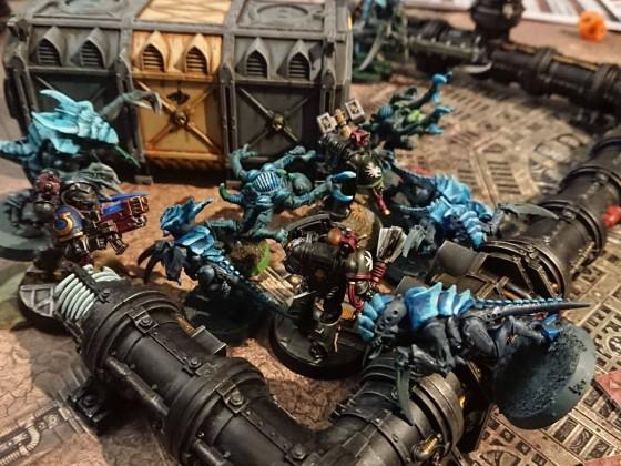 MrMossevig's Painting League 2019 - Kill Team