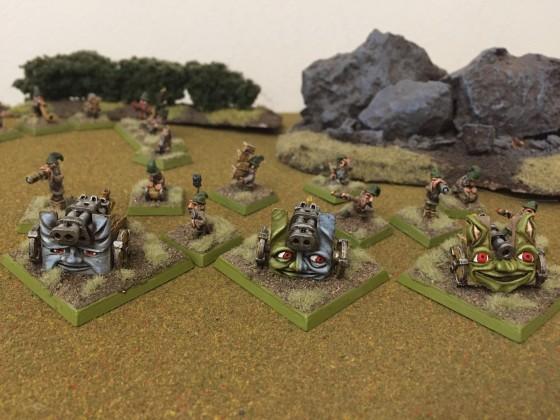 Gnomish Artillery