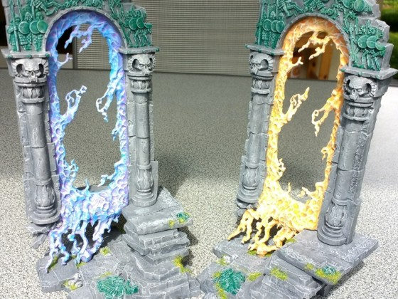 Baleful Realmgates - Games Workshop
