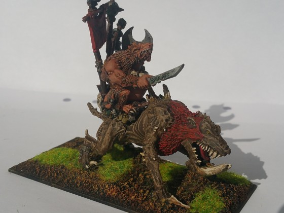 Tyrant on Monstrous Rat