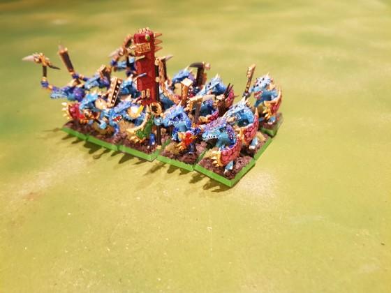 Saurian Warriors 2