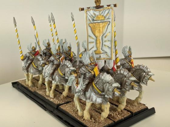 EoS / KoE Grail Knights