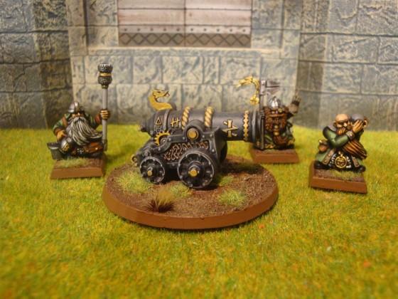 GamesWorkshop SkullPass Cannon
