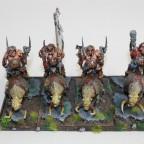 GamesWorkshop Mourfang Cavalry