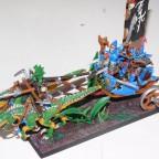 Dread Elf Raptor Chariot