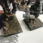 New bases WIP