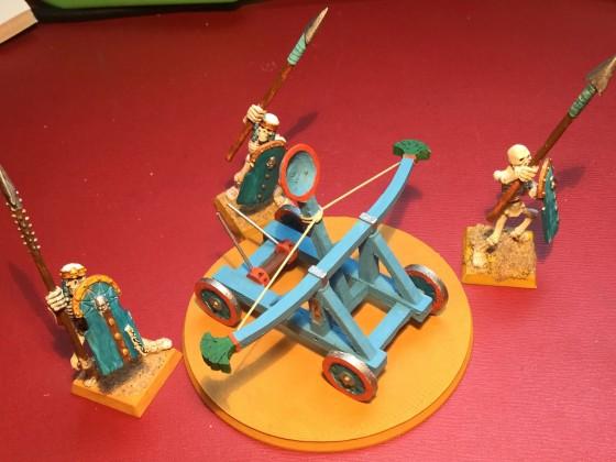 Charnel Catapulte