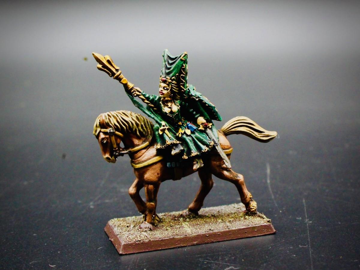 Grail Damsel
