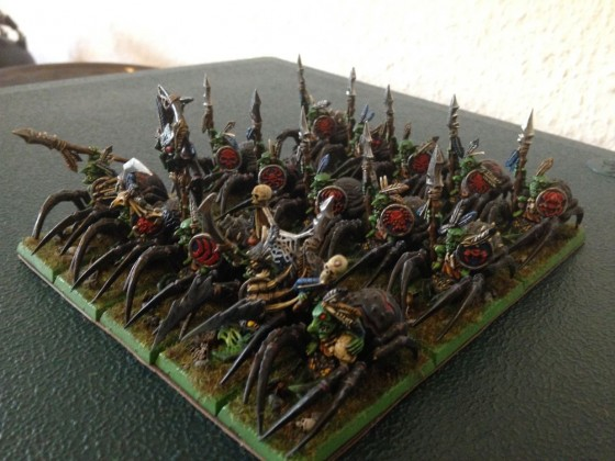 Forest Goblin Raiders