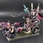 Warrior Chariot
