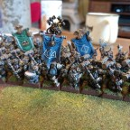Might of the dwarves!  King's Guard, Hold Guardians, and Clan Warriors