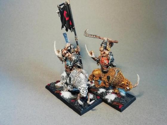 Tusker cavalry