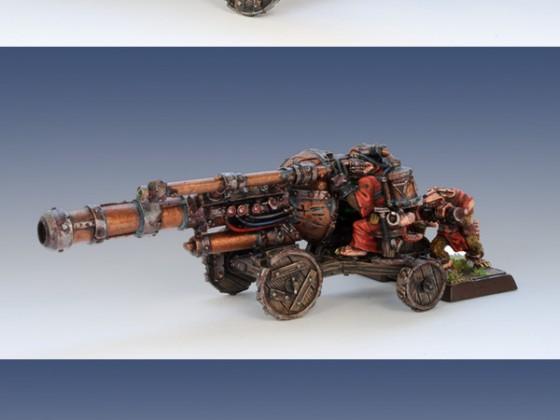 Warp Cannon/Warplightning Cannon