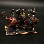 Infernal Dwarves (ID) - Taurukh Enforcers